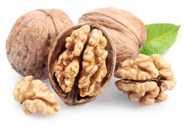 Лист ореха против сахарного диабета